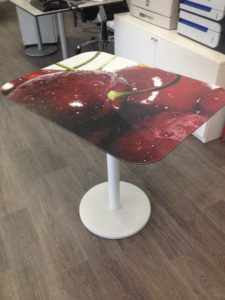HPL Tables & Street Furniture - interior table
