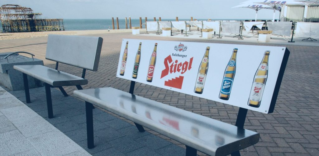 street furniture Stiegl