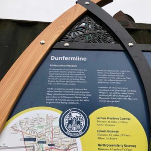 Pilgrims Way Gateway Interpretation Panels