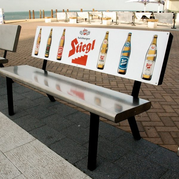 Street Furniture by Dragonbench in primaDURA