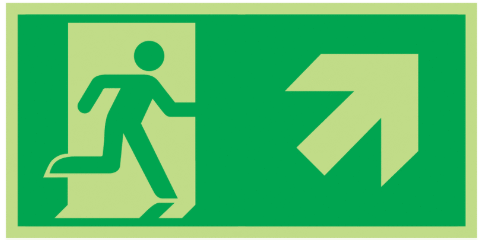 Fire-Exit-Running-Man-Diagonal-up-right-Class-D-Photoluminescent-safety-sign-300-x-150