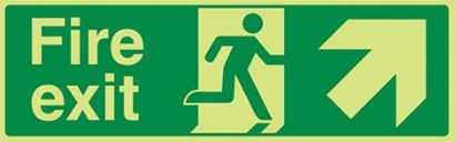 Fire-Exit-Running-Man-Diagonal-up-right-arrow-Class-D-Photoluminescent-safety-sign-450-x-150