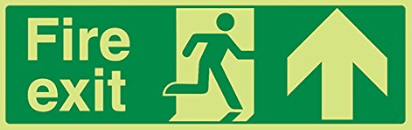 Fire-Safety Exit-Running-Man-Up-Arrow-Class-D-Photoluminescent-450-x-150