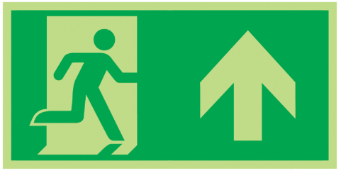 Fire-Exit-Running-Man-Up-Class-D-Photoluminescent-safety-sign
