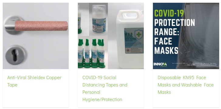 Covid 19 Protection Range